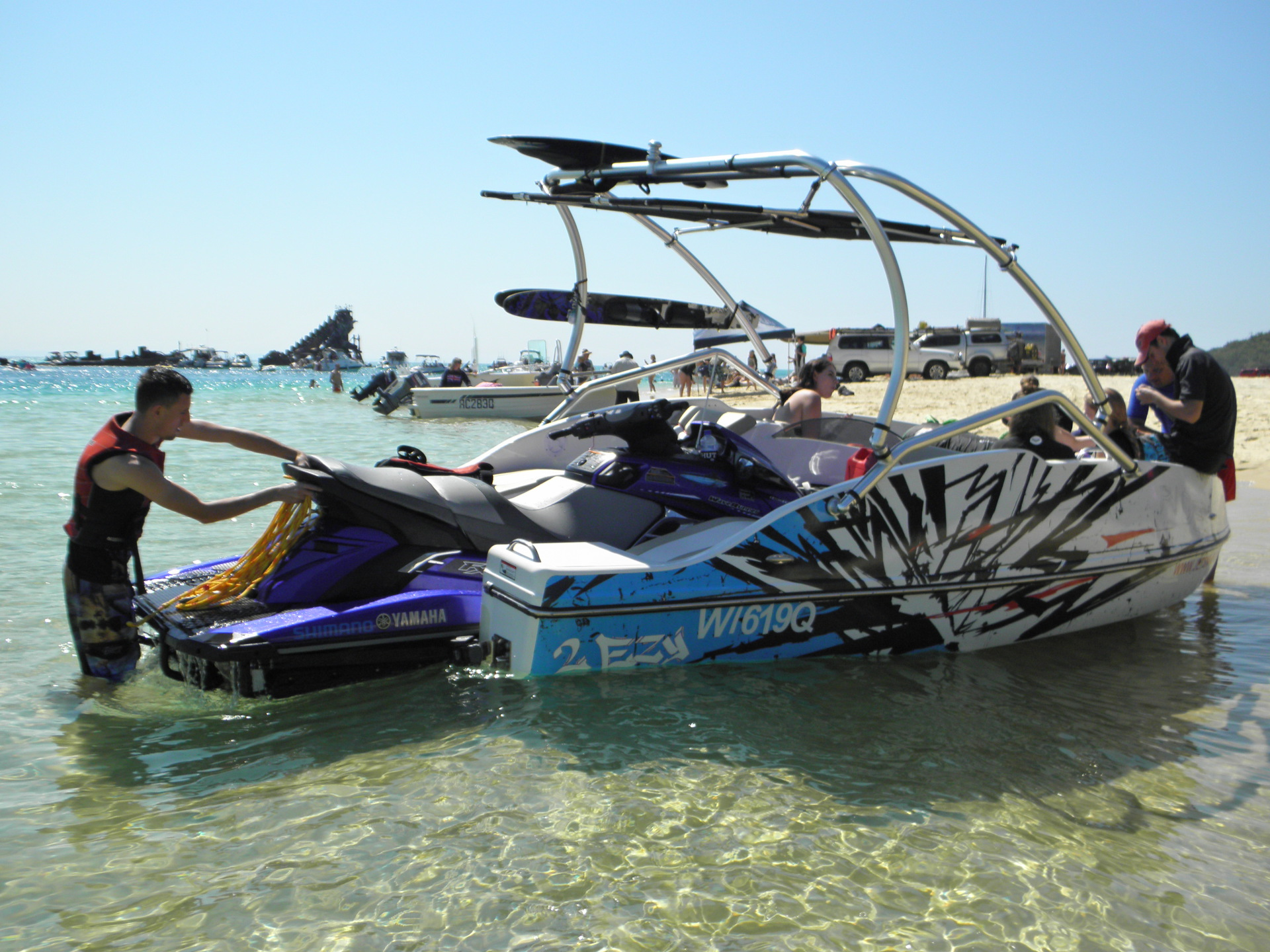 What is a Jet Ski Boat?